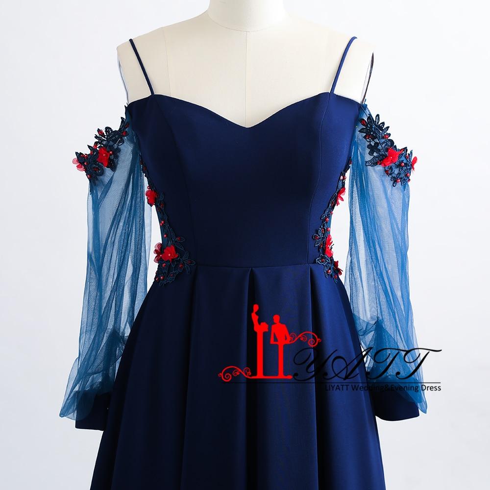 Robe bleu marine jersey
