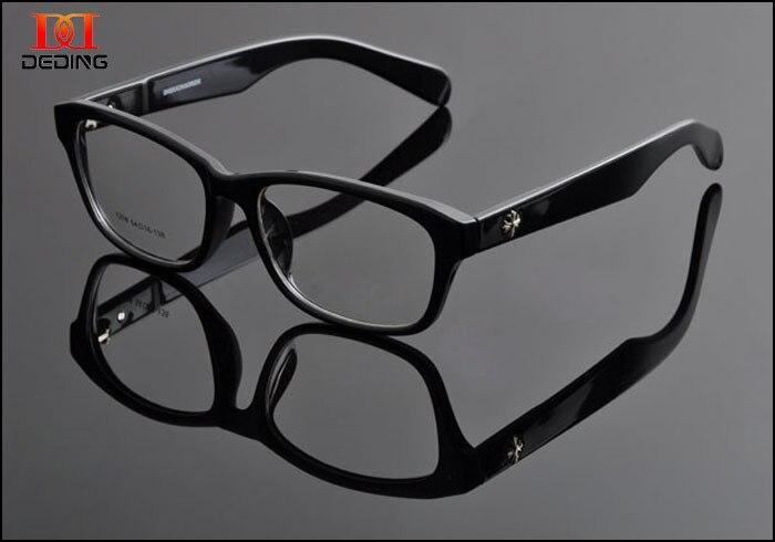 a42083a2ba46aa EV Mode Style Cadre Plaine Monture de lunettes Optiques Effacer Lunettes de  Lecture À La Mode Lunettes pour Hommes Femmes oculos feminino DD0889