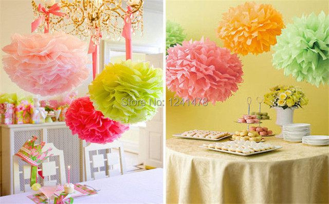 24 colors available hanging paper flowers rose balls garlands hanging paper flowers rose balls garlands party decorations 12 inch mightylinksfo