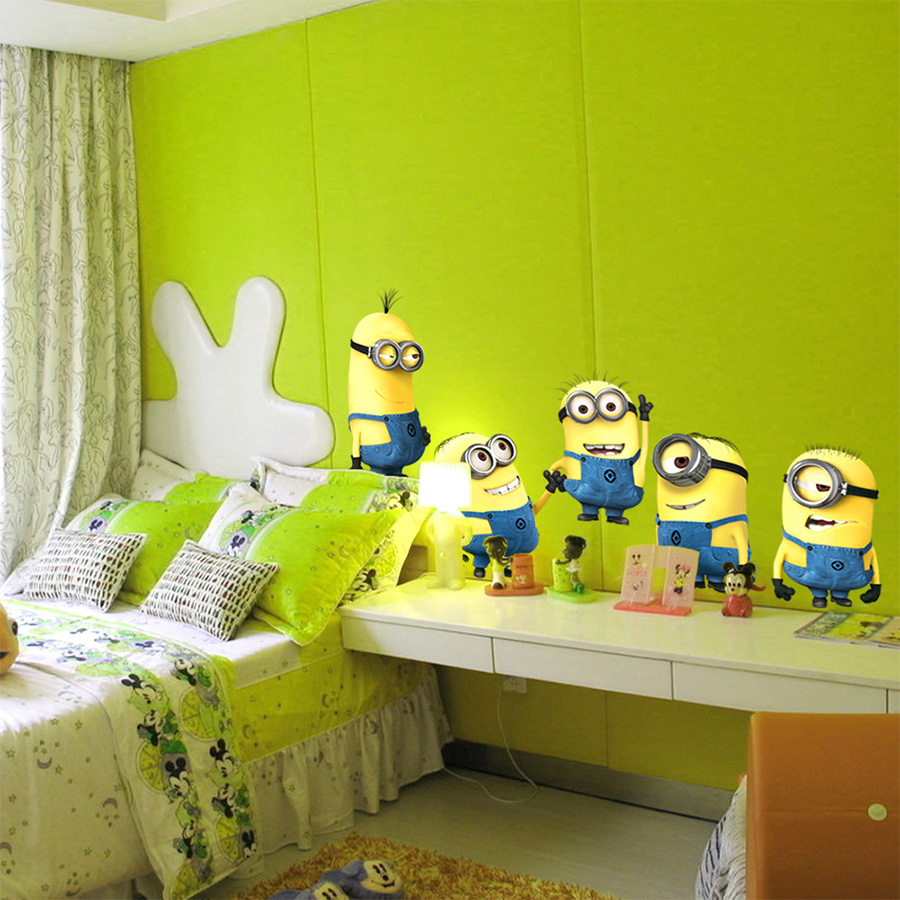 Buy minion wallpaper and get free shipping on AliExpress.com