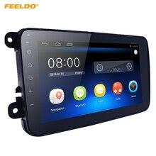 "FEELDO NUEVA 8 ""Ultra Delgado del Androide 6.0 Quad Core Reproductor Multimedia Con GPS Navi de Radio Del Coche Para VW Golf/Polo/Jetta/Skoda Octavia + Regalo"