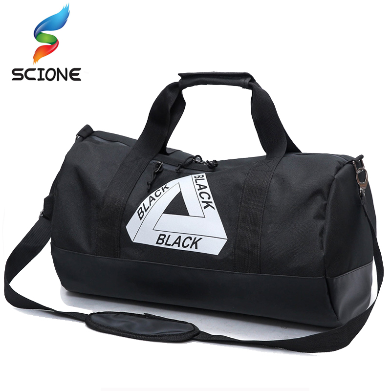 Hot Special Outdoor Sports Bag Top Quality Nylon Tote Duffel Bag Multifunction Portable Travel Sports Gym Fitness Bag