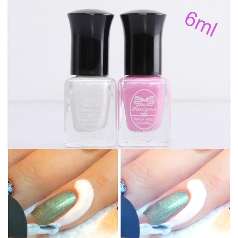 10ml/ Bottle Nail Polish Stamping Polish Template Nail Art Stamping Plate Nail Lacquer for Nail Manicure Art 26 Colors TP01-26