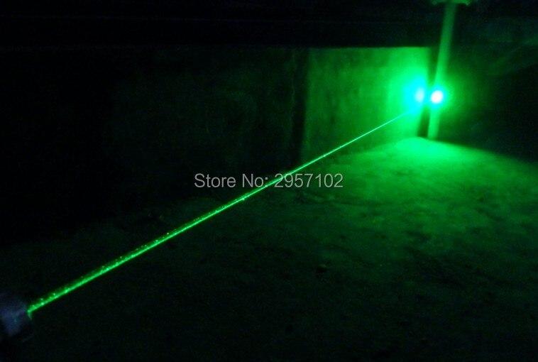 Promotion Militaire Vert laser pointeur 500000 m 50 W 532nm lampe de Poche Allumette/pop ballon/Brûler cigarettes + livraison Lunettes + Cadeau