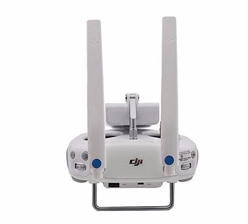 Prix pour DJI Phantom 3 4 Inspire 1 Antenne Carénage Kit Modifi grand Contrôle Distance Signal Booster Gamme Étendue 3500 m pour RC FPV