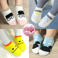 3 Pair/Lot Girls Boys Socks 3D Cartoon Cute Thickened Kids Thick Towel Socks For Children Toddler Baby Accessories Clothing