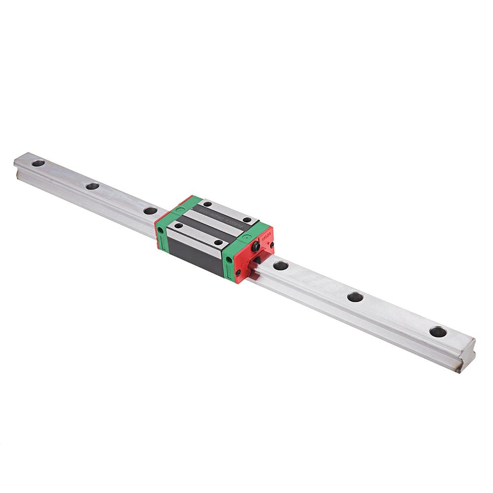 Guide linéaire HGR20 700mm avec pièces de CNC à glissière linéaire HGH20CA