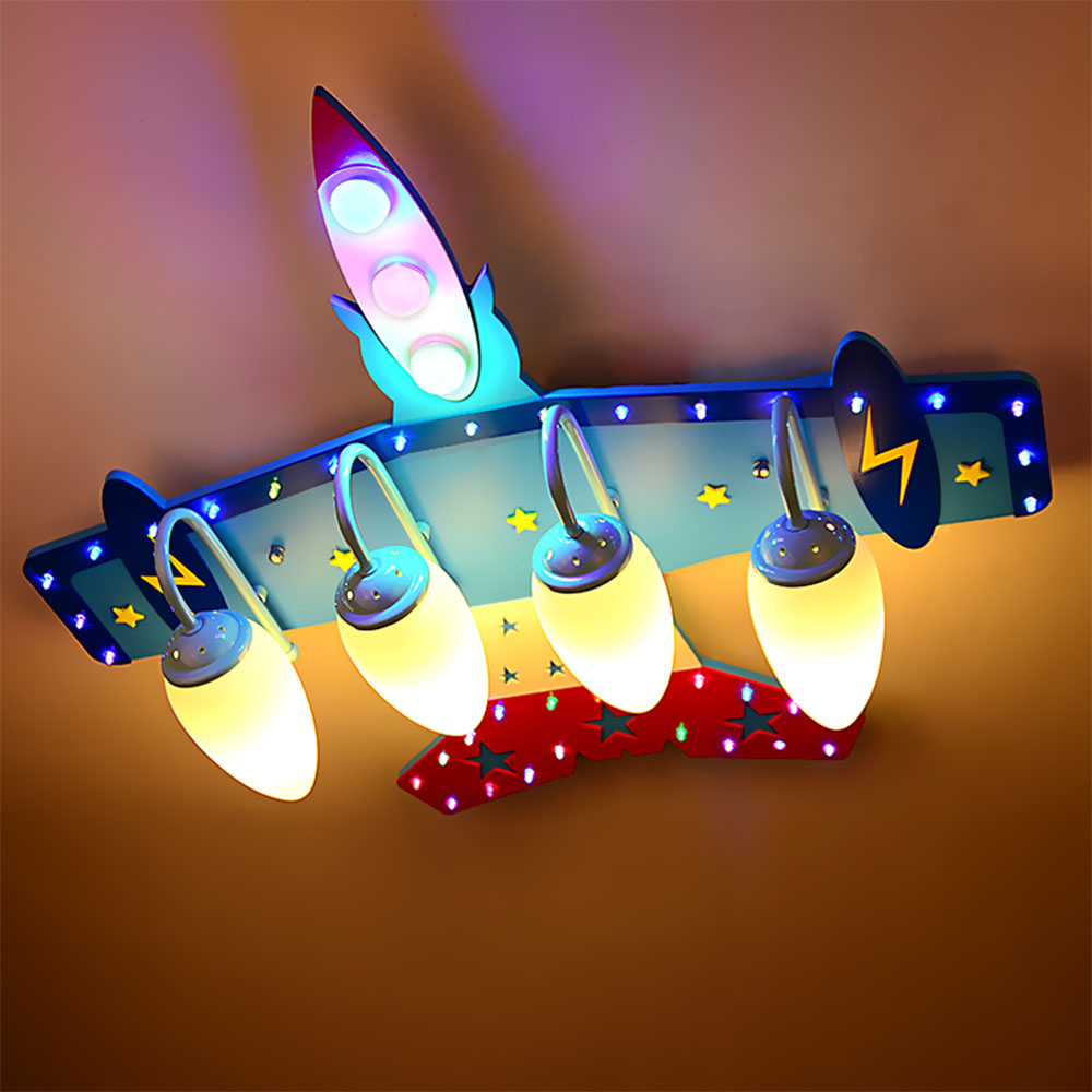 Boy Bedroom Ceiling Lamp luminarias Cartoon Lamp Eye Children Room Lamp Led pendant lights home lighting creative cartoon baby cute led act the role ofing boy room bedroom chandeliers children room roof plane light absorption