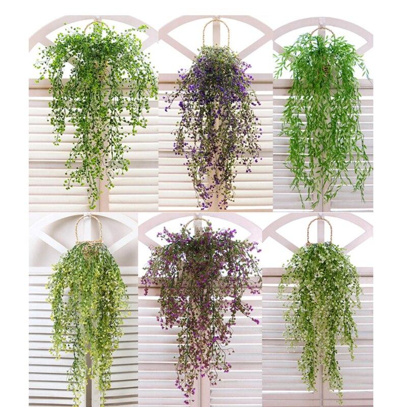 New 80cm Artificial Flowers Simulation Vine Hanging