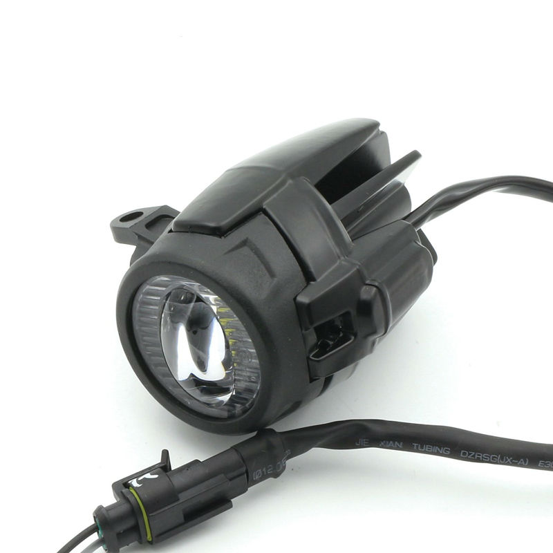2PCS 40W LED Auxiliary Lamp 6000K Super Bright Fog Driving Light Kits LED Lighting Bulbs DRL