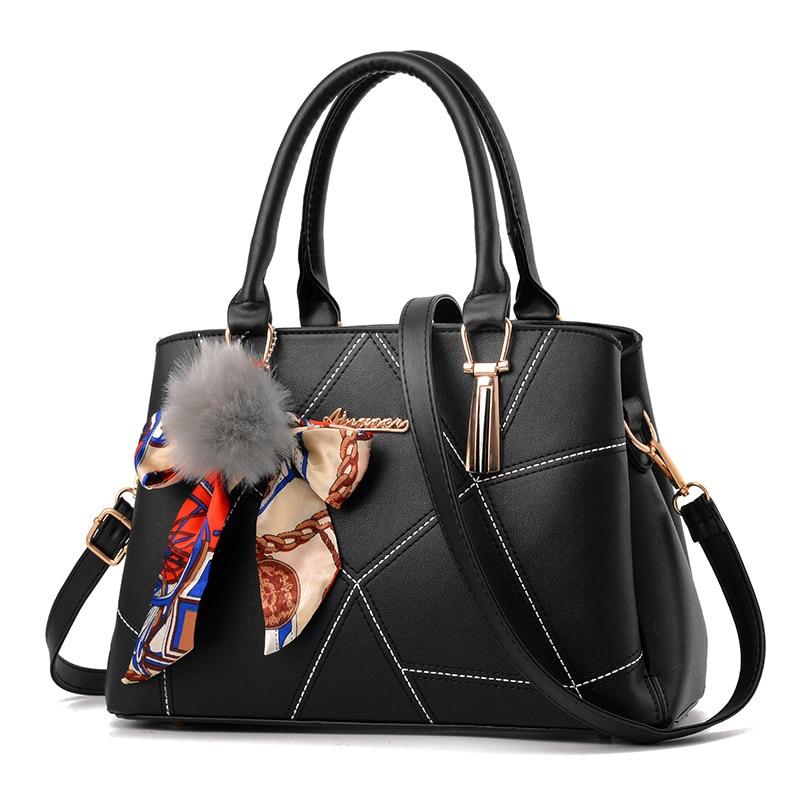 Women Bags 2017 New Handbag Brief Fashion Handbag The Trend One Shoulder Cross-Body Bag