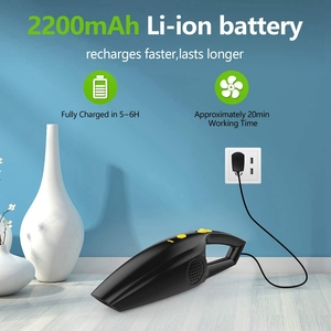 Rechargeable Cordless Handheld