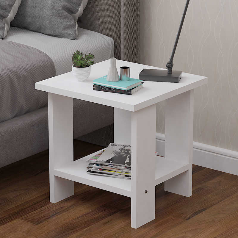 Small coffee table Simple Modern Mini sized apartment Living ...