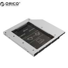 ORICO L95SS CD-ROM Space SATA to SATA III Hard Disk Drive 2.5 Internal HDD Caddy Enclosure for Laptops
