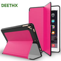 High Quality Plaid Surface Tablet Case For Apple Ipad Air 2 Air Pro 9 7 New