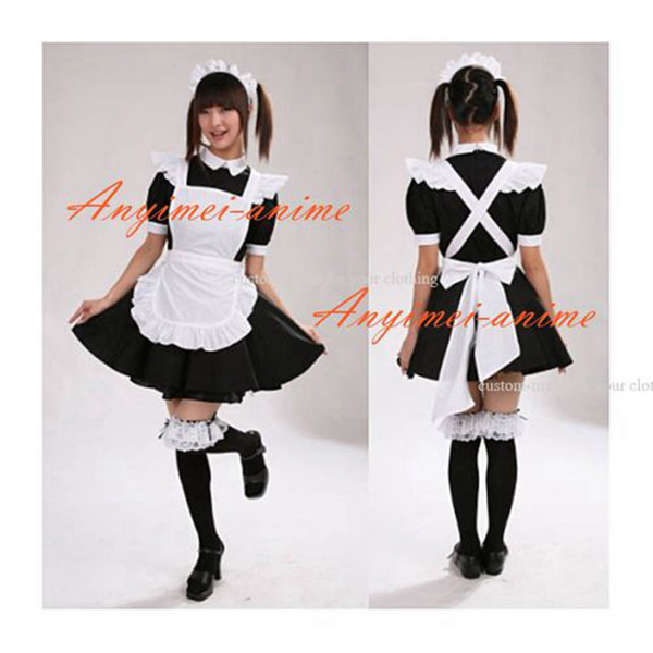 Free Shipping Sexy Sissy Maid Dress Cotton Lockable Dress Maid Uniform  Cosplay Costume Tailor-made - Online Get Cheap Sissy Maid Dress -Aliexpress.com Alibaba Group