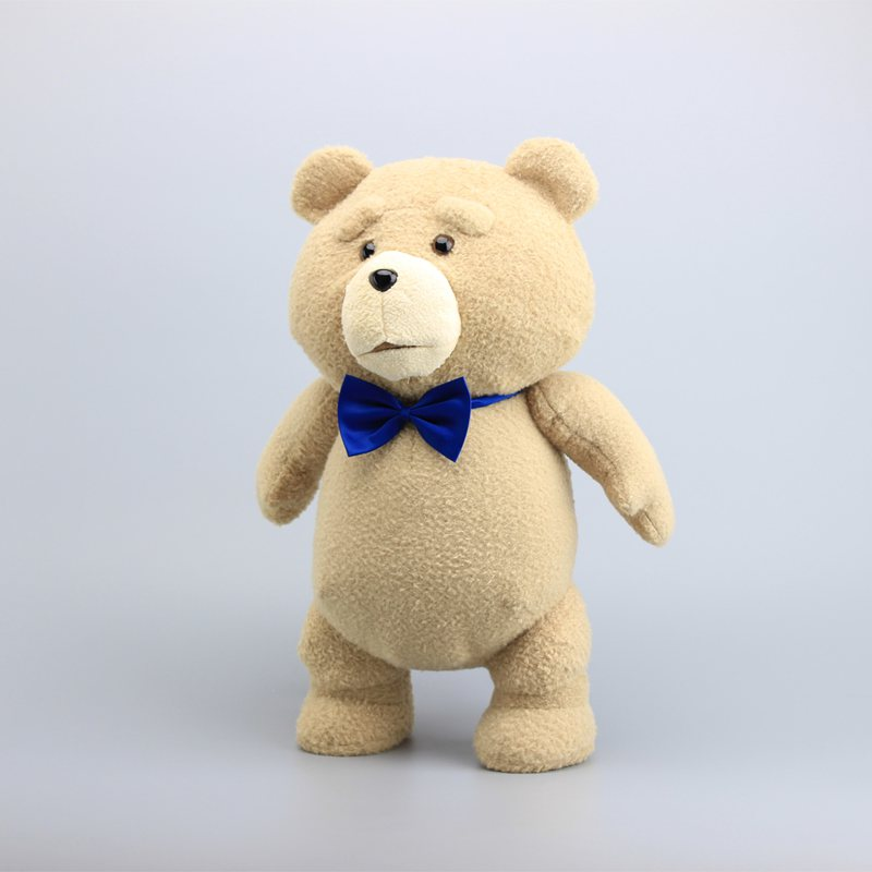 Toys For Ted : Quot cm teddy bear ted plush toys with blue tie pirate
