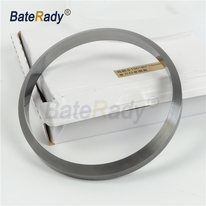 BateRady Pneumatic/electric Pad printing machine spare part ink cup Tungsten steel Ring,ODxIDxH mm baterady pneumatic electric pad printing machine spare part ink cup tungsten steel ring odxidxh mm