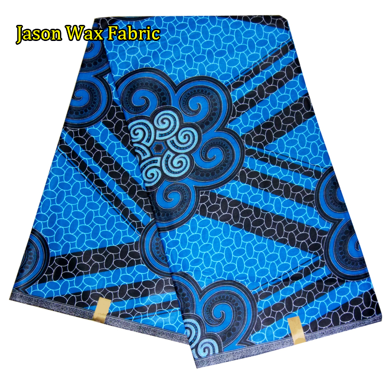 African super java wax prints fabric 2017 Guaranteed super Java 100% cotton fabric 6yards/piece for dress LBL