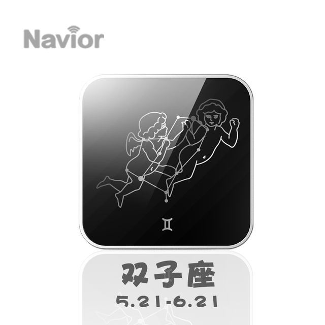 Navior intelligent two-way bluetooth anti-lost alarm wireless phone map