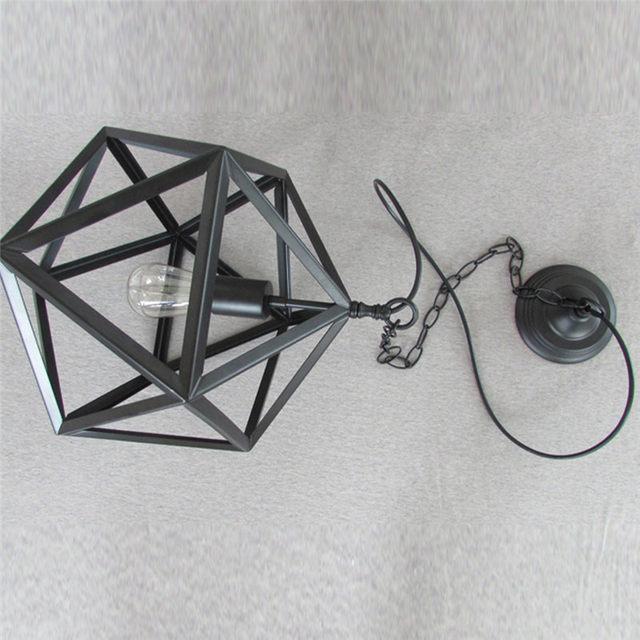 Tienda Online Antiguo Lámparas colgantes hierro forjado Iluminación ...
