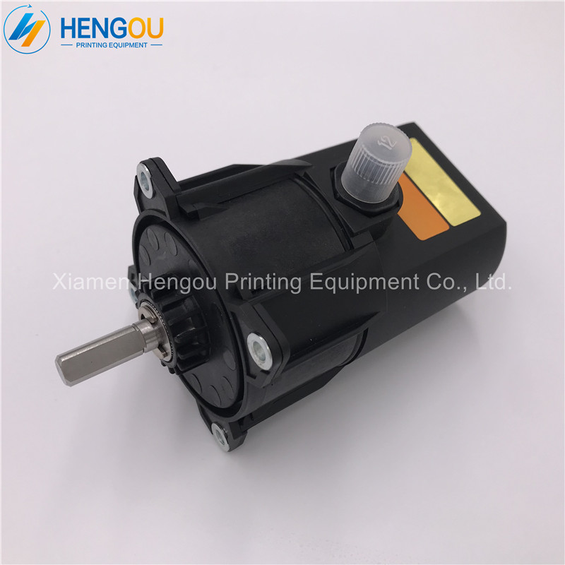 1 Piece free shipping heidelberg R2.144.1121 gear motor for SM74 SM52 PM52 printing press compatible new
