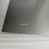 4pcs GR.5 1mm sheet Titanium plate Titanium sheet 1mm*450mm*500mm wholesale ,free shipping