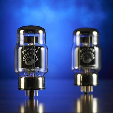 2 шт./лот PSVANE UK-KT88 вакуумной трубки HIFI UK KT88 6550/KT120