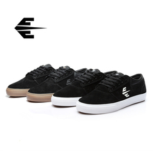 Men Summer Casual Shoes Black Anti-Fur Lakai MANCHESTER Rubber Hard-Wearing Footwear