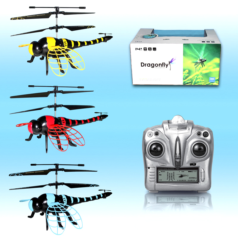 Fly Dragonfly Helicopter