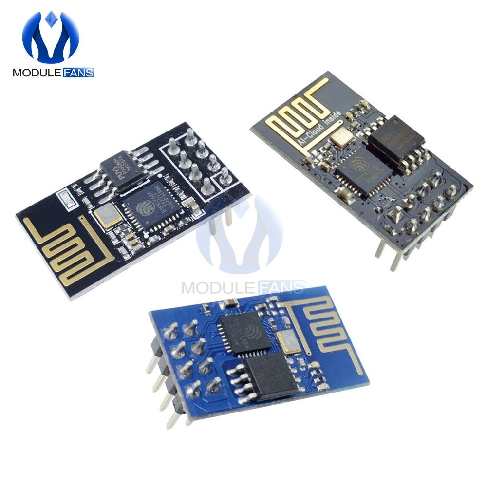 1pcs Esp8266 ESP-12F Wireless WiFi Module UART HSPI IIC I2C I2S GPIO PWM Interface 3V-3.6V ESP-12E Upgrade Wireless WiFi Module