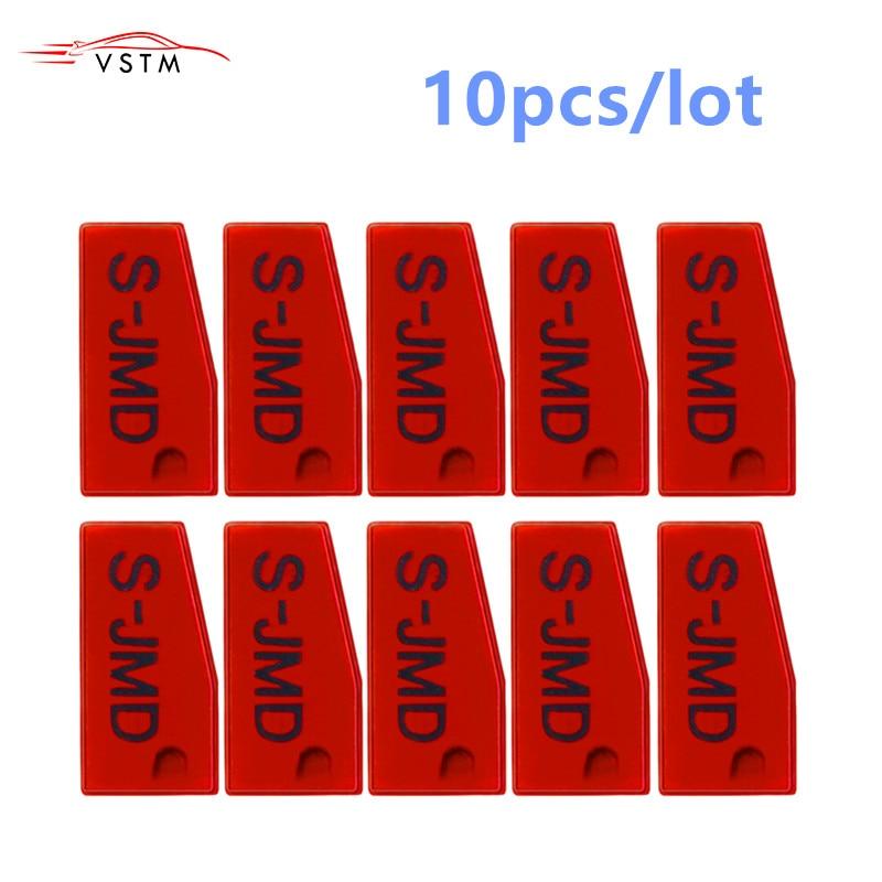 High Quality 10Pcs Lot JMD King Red Chip Car Key Chips Original JMD King Chip for