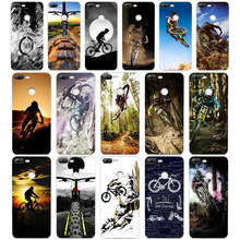 20WE Amazing mountain bike Bicycle MTB design Soft Silicone Tpu Cover phone Case for huawei Honor 8 9 10 Lite 8X p 8 9 lite 2017(China)