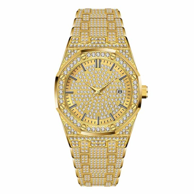 2019 18K Gold Watch …