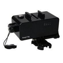 Newest sjcam accessories 5200mAh camera move power bank/supply sj4000 battery for sj4000 gopro hero 4/3+ black action camera
