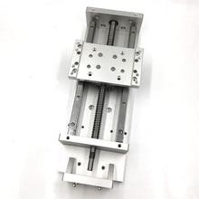 Ход поршня L1000mm суппортом раздвижной стол SFU1605 ballscrew C7 линейной стадии привод + Nema23 основание двигателя тяжелые нагрузки