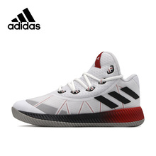 Intersport Official New Arrival 2017 Adidas Light Em Up Men's Basketball Shoes Sneakers Breathable Authentic Non-slip(China)