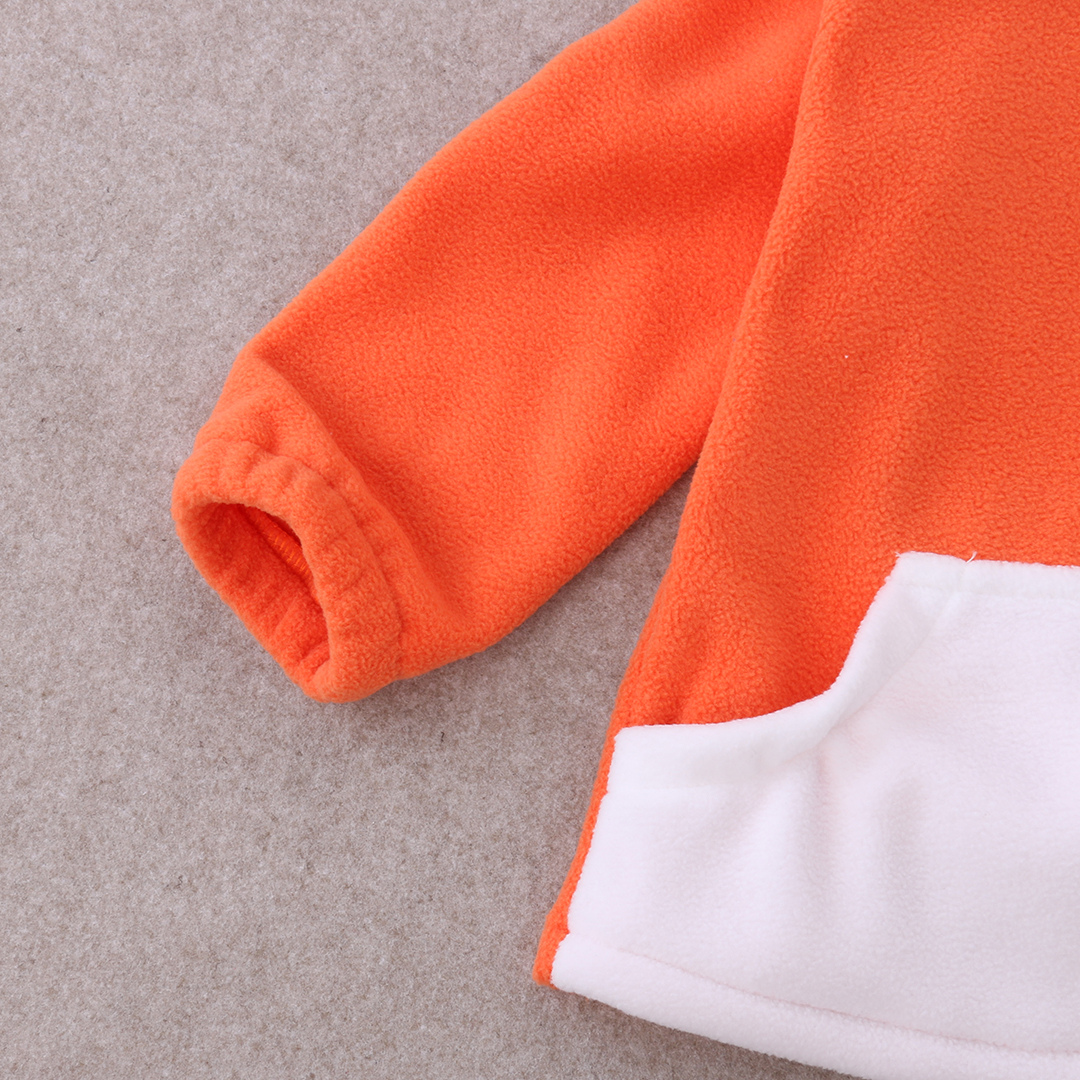 Baby Boys Girls Cute Animal Tails Coat Outerwear Hooded Jacket Toddler Kids Warm Autumn Clothes 0-4Y