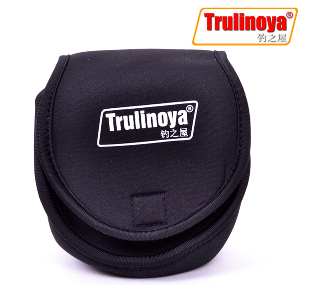 ebb319c81a6a9 2Pcs Lot Trulinoya Fishing Spinning Reel Cover Fishing Reel Protective Case  Baitcasting Storage Bag Fishing Tackle