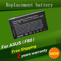 Jigu bateria do portátil para asus f8 f80 f80h f80a f80q f80l f81 f83 F50 N80 N81 X61 X61W X61S X61GX X61SL X61Z X80 X82 X83 X85 X85C