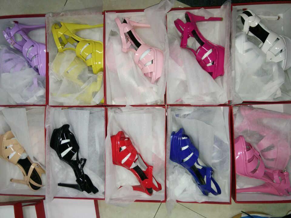 Fizaizifai/босоножки из натуральной кожи на высоком каблуке; женская пикантная обувь на каблуке 10 см и 14 см; модная женская обувь; R4425; Лидер продаж; 33-40