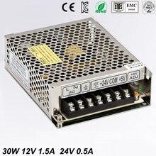 Bande lumineuse Ultra mince, double alimentation pour LED SMPS 90 V-D-30C V AC entrée 12V 24 V 240 a