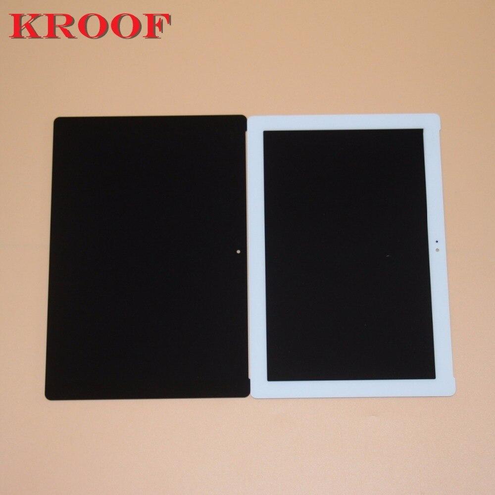 100% Testé Pour Zenpad Z300 Z300C Z300CG P021 P023 Écran Tactile Digitizer et LCD Assemblée D'affichage Livraison Gratuite