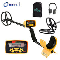 MD 6350 Ground Metal Detector Gold Metal Detector Gold Digger Free Shipping