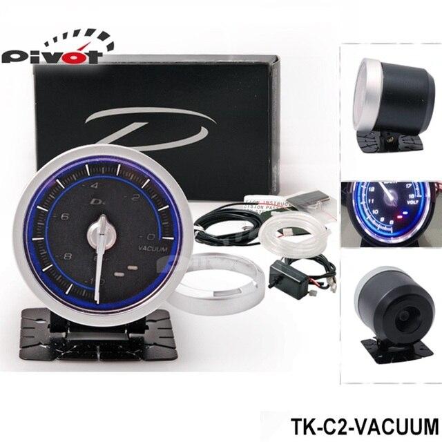 PIVOT --DF Link Meter ADVANCE C2 Vacuum Gauge Blue TK-C2-VACUUM