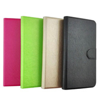 Wholesale PU Leather Wallet Flip Cover Case For Samsung S8530 Wave II Cell Phones Bag Gift