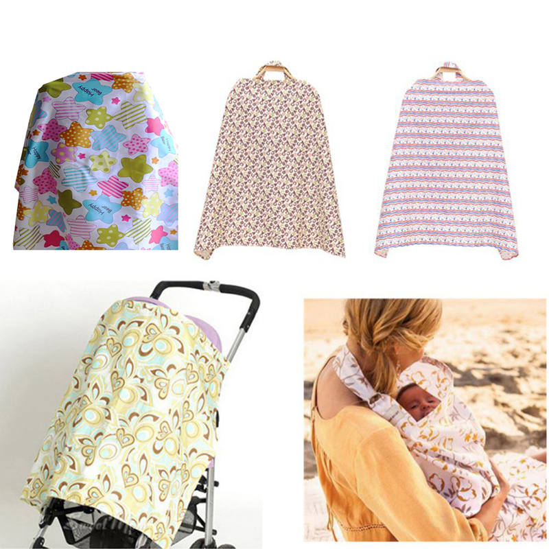 Strollers Accessories Mother & Kids Infant Poncho Shawl Udder Breast Towel Feeding Mothess Blanketmom Breastfeeding Nursing Cover Up Baby