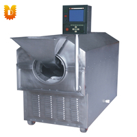 UDDC5 5 Electromagnetic Nuts Seeds Roasting Machine Stainless Steel Intelligent Roaster