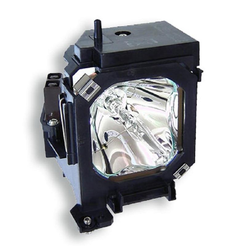 Projector Lamp  ELPLP12/V13H010L12 For Epson EMP-5600/EMP-7600/EMP-7700/PowerLite 5600p With Japan Phoenix Original Lamp Burner elplp07 projector lamp with housing for epson emp 5500 emp 5500c emp 5550 emp 5550c emp 7500 emp 7500c emp 7550