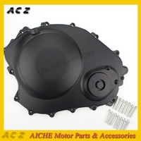 ACZ Motorcycle Parts Black Engine Stator Cover Guard Case Crankcase Carter Protector Side Cover For Honda CBR1000RR 2004 2007